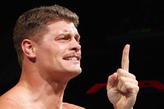 Cody Rhodes Talks About Damien Sandow,  Tag Team Wrestling and His Mustache