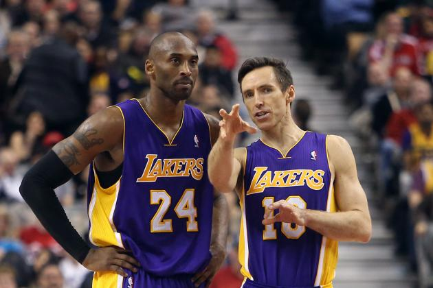 Los Angeles Lakers: Is There Any Hope for the Playoffs?