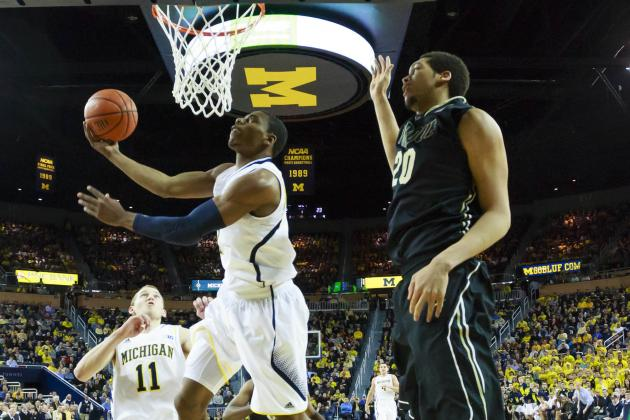 No. 2 Michigan 68, Purdue 53