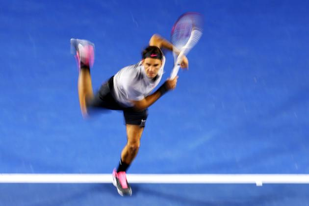 Breaking Down the Federer-Murray Australian Open Semifinal