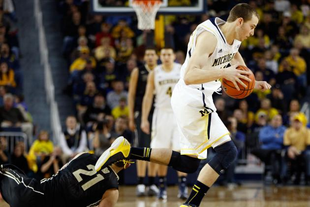 Wolverines Overcome Pesky Boilermakers