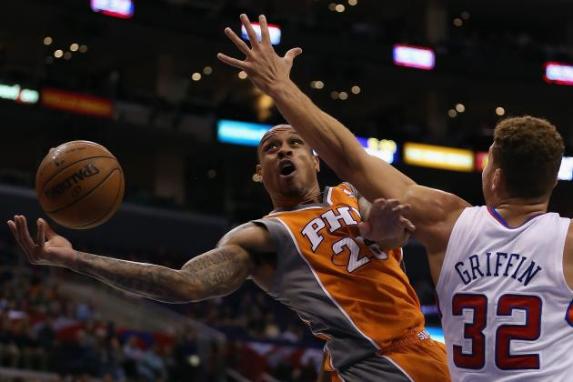 NBA Gamecast: Clippers vs. Suns