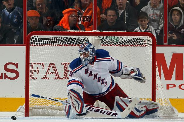 Rapid Reaction: Flyers 2, Rangers 1