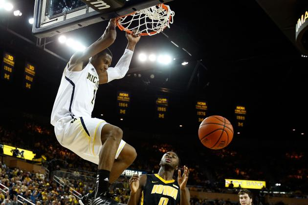 Michigan vs. Purdue: Why Glenn Robinson III Is the Key to U-M's Title Hopes