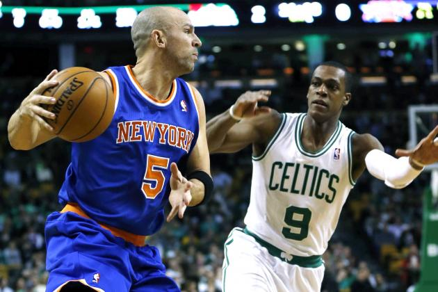 New York Knicks vs. Boston Celtics: Live Scores, Highlights and Analysis