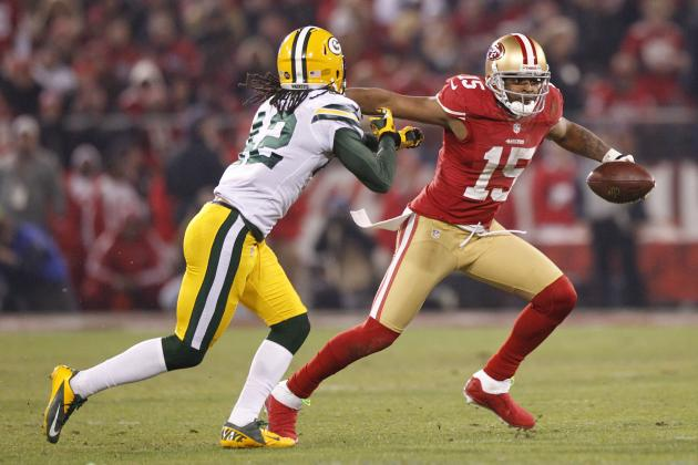 Super Bowl 2013: Michael Crabtree Will Be Difference-Maker for 49ers