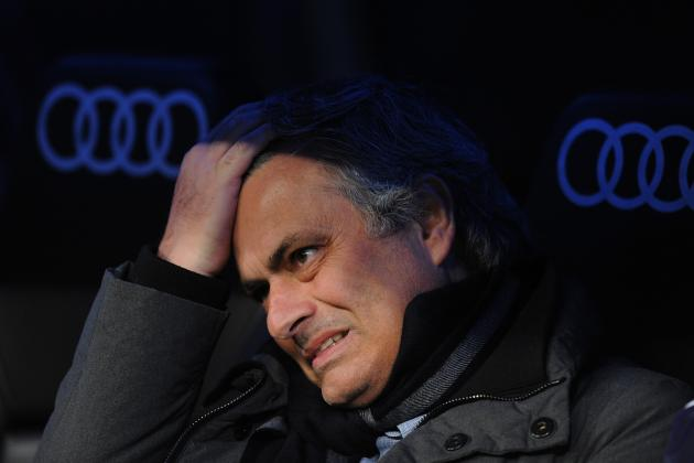 Jose Mourinho Facing Real Madrid Exit If They Lose to Manchester United