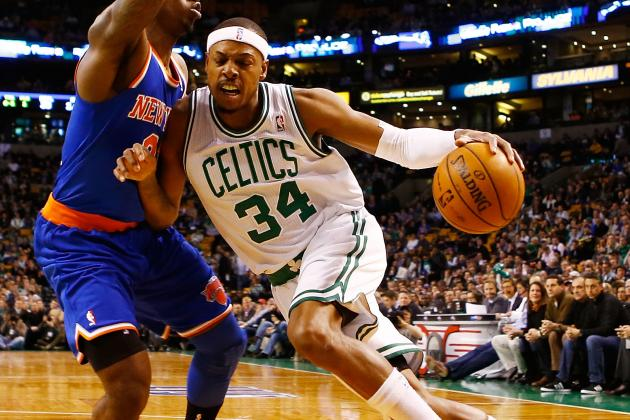 Celtics Lose to Knicks for 5th Straight Loss