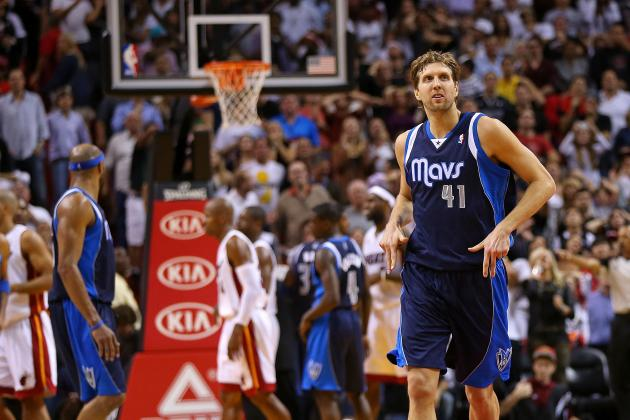 Breaking Down Dirk Nowitzki's Slow Return