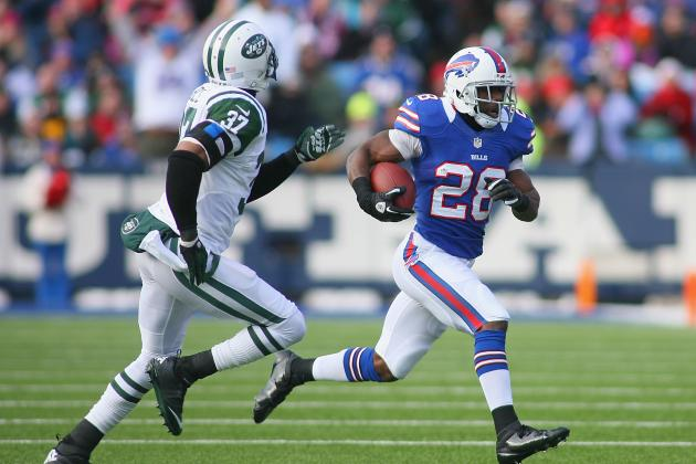 Fantasy Football: C.J. Spiller Will Be No. 1 Running Back in 2013
