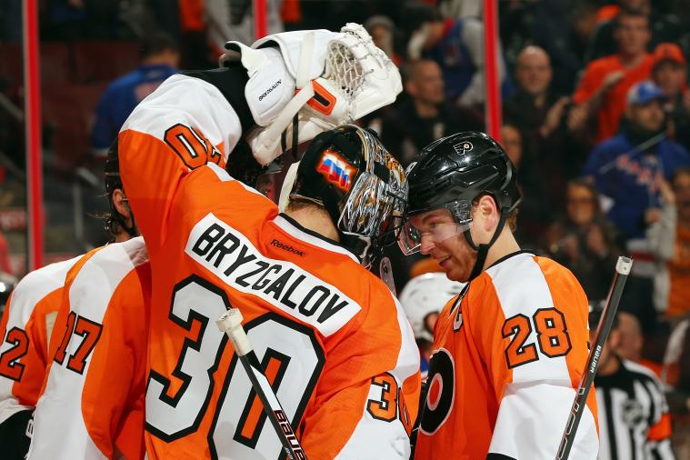 Philadelphia Flyers and Claude Giroux Will Not Make the Playoffs?