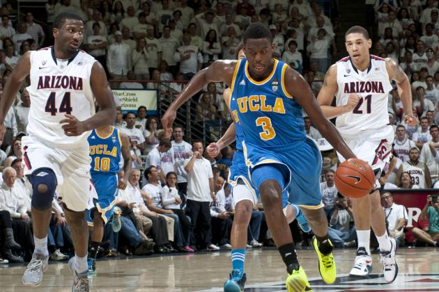 UCLA Rides Huge Start to Surprise No. 6 Arizona