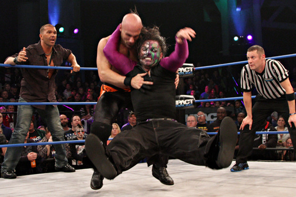 TNA Impact Wrestling, Jan. 24: Jeff Hardy Retains, the Higher Power and More