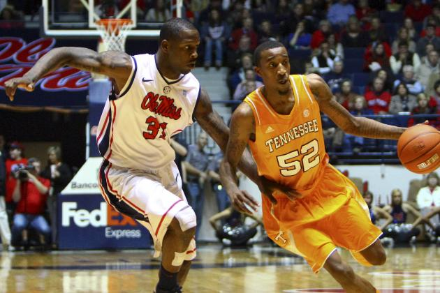 Jordan McRae Scores 26 Points, but Ole Miss Beats Tennessee
