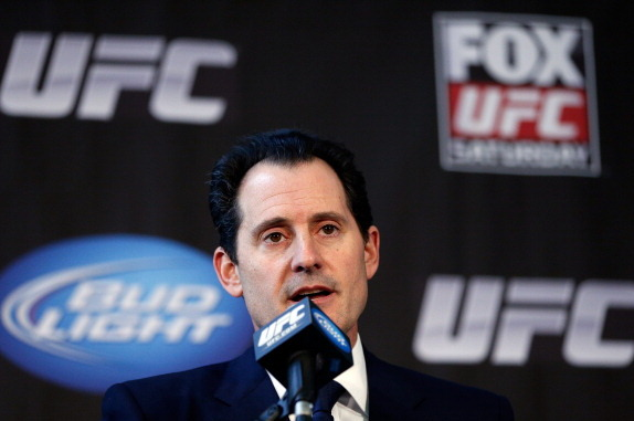 UFC Code of Conduct: Exclusive Talk with UFC COO Lawrence Epstein