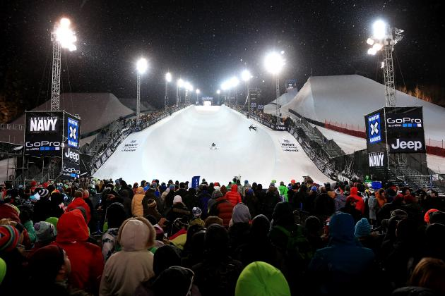 Winter X Games 16 TV Schedule: When and Where to Catch Most Exciting Events