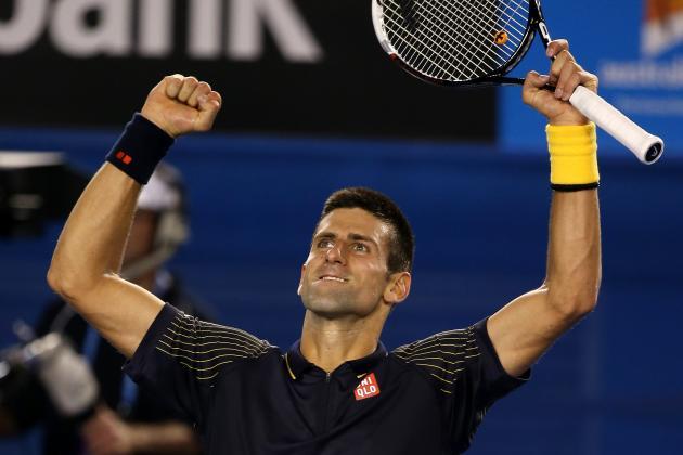 Australian Open 2013: What a Win Would Mean for Novak Djokovic