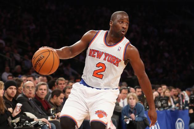 Knicks' Felton Cleared for Full Contact in Practice