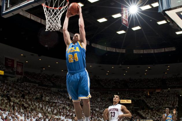 UCLA Forward Travis Wear Fails Concussion Test