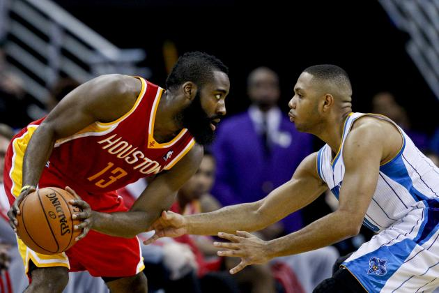 Houston Rockets vs. New Orleans Hornets: Preview, Analysis and Predictions