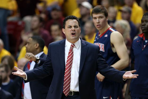 Arizona Wildcats Basketball: Did the Wildcats Peak Too Early This Season?