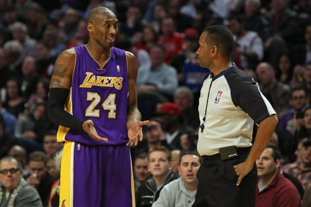 Los Angeles Lakers: Who Is to Blame for 2012-13 Failure?