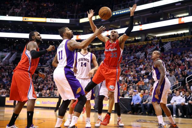 Suns 93, Clippers 88