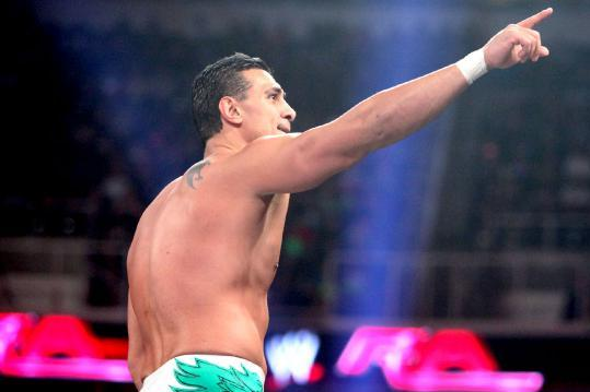WWE Royal Rumble 2013: Does Alberto Del Rio Stand a Chance Against the Big Show?