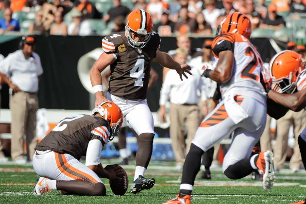 Cleveland Browns: Why Re-Signing Phil Dawson Must Be a Priority for Cleveland
