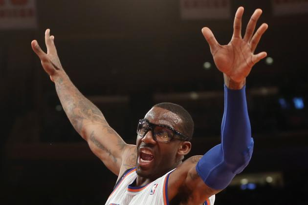Stoudemire Plays Best Game Since Return from Knee Surgery