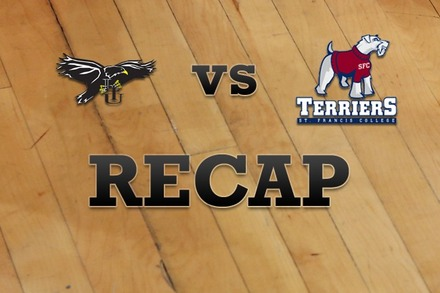 Long Island vs. St. Francis (NY): Recap and Stats