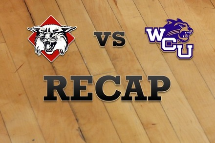 Davidson vs. Western Carolina: Recap and Stats