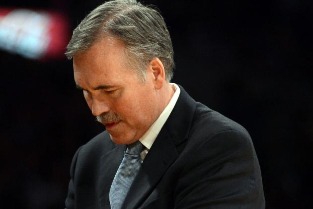 Lakers Rumors: Sticking with Mike D'Antoni Will Seal LA's Fate