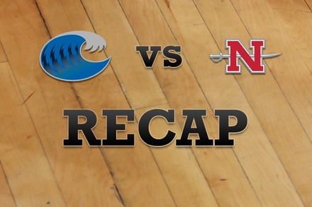 Texas A&M-CC vs. Nicholls State: Recap and Stats