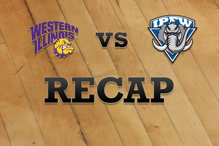 Western Illinois vs. IPFW: Recap and Stats