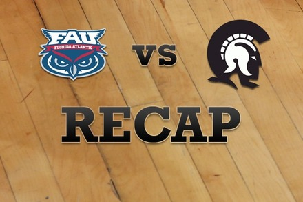 Florida Atlantic vs. Ark-Little Rock: Recap and Stats