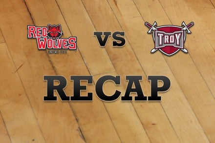 Arkansas State vs. Troy: Recap and Stats