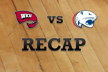 Western Kentucky vs. South Alabama: Recap and Stats