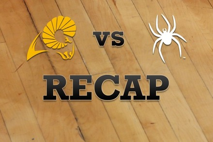 VCU vs. Richmond: Recap and Stats