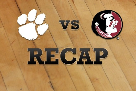 Clemson vs. Florida State: Recap and Stats