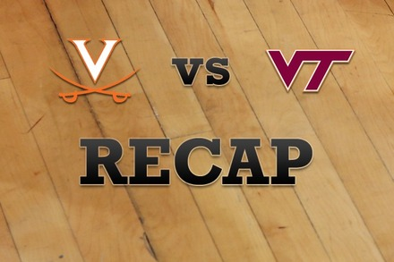 Virginia vs. Virginia Tech: Recap and Stats