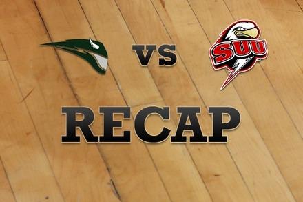 Portland State vs. Southern Utah: Recap and Stats