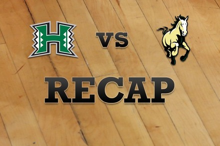 Hawaii vs. Cal Poly: Recap and Stats