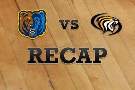 UC Riverside vs. Pacific: Recap and Stats