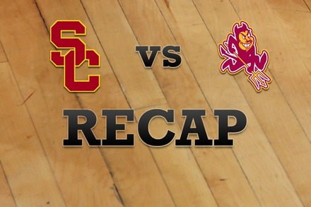 USC vs. Arizona State: Recap and Stats