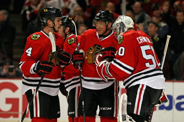 Chicago Blackhawks' Success Starts with Team Chemistry