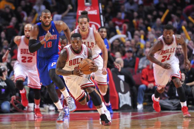 How Far Will the Chicago Bulls Go in the NBA Playoffs This Season?