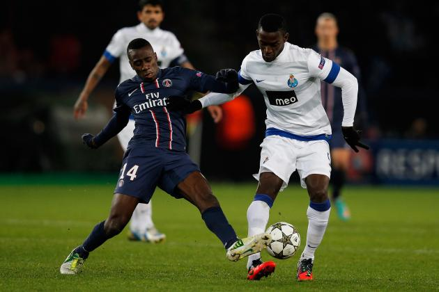 PSG v Lille: Why Blaise Matuidi's Battle v Florent Balmont Decides Ligue 1 Clash