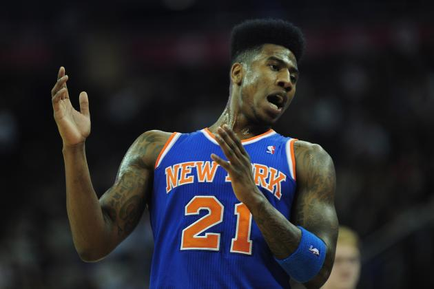 Should NY Knicks Consider Trading a Healthy Iman Shumpert?