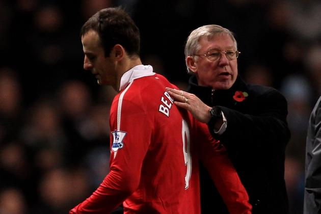 Manchester United vs. Fulham: Sir Alex Ferguson Right to Sell Dimitar Berbatov